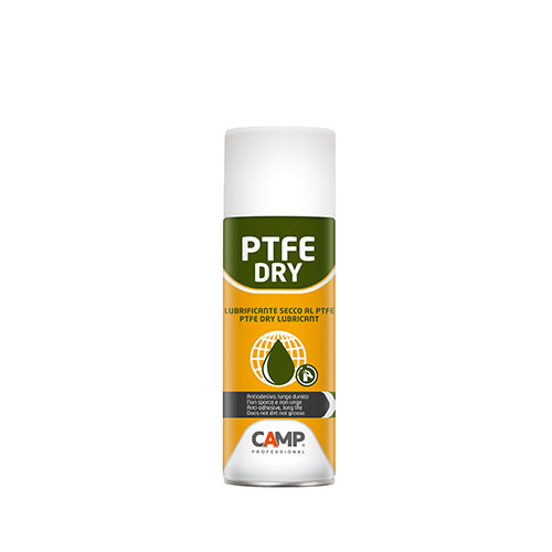 CAMP LATA DE SPRAY LUBRIFICANTE PTFE DRY 200ml