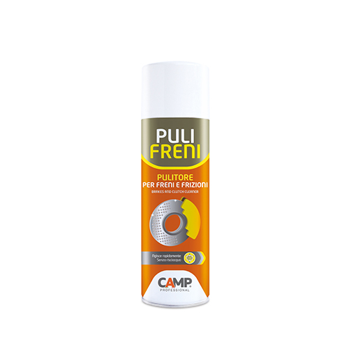 CAMP SPRAY PARA LIMPEZA DE TRAVÕES DE DISCO PULI FRENI 500ml